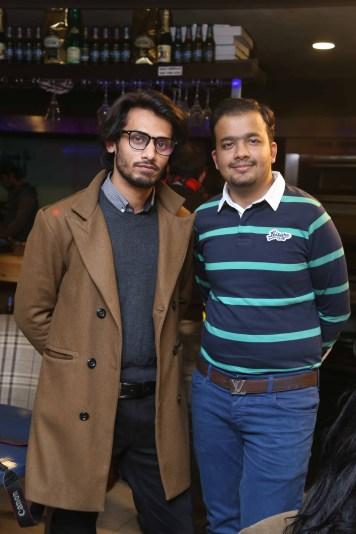 Abbas and Farhan