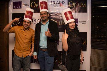 Babar, Farhan and Yasmeen
