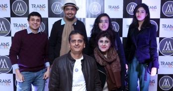 Babar, Farhan, Husna, Shayaan, Abrar & Nomita
