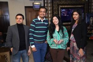 Babar, Farhan Yasmeen and Shayaan