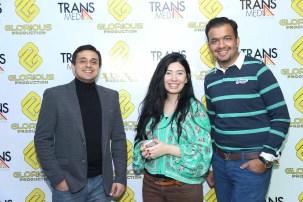Babar, Yasmeen and Farhan
