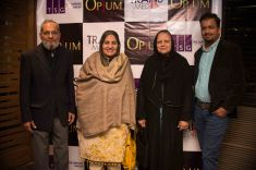 Farhan Hafeez with Family