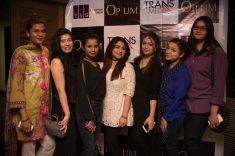 Team Kluchit with Kherzan, Nayab, Vanessa and Yasmeen