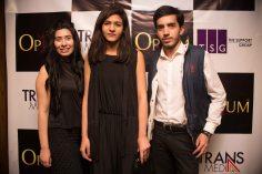Yasmeen, Shayaan and Mustafa